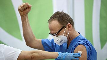Вакцинация в Вене, Австрия