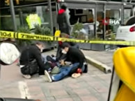 Перестрелка между бывшими жителями СНГ в Стамбуле