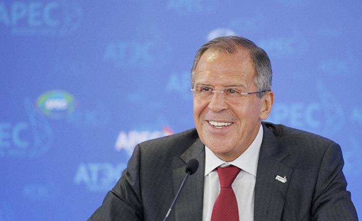 Совместная пресс-конференция по итогам совещания министров АТЭС