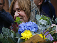 Лауреат Нобелевской премии по литературе, белорусская писательница Светлана Алексиевич