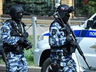 Стрельба у школы в Казани