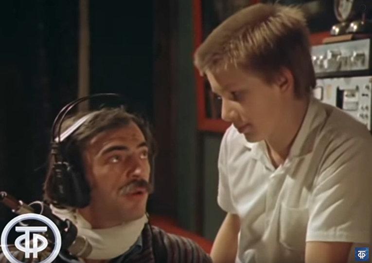 """Песня о времени из фильма """"Выше Радуги"""" (1986)"""