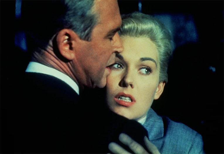 Кадр из фильма «Головокружение»