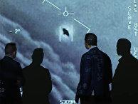 Летчики ВМФ США рассказывают о своих встречах с НЛО