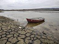 Бахчисарайское водохранилище в Крыму