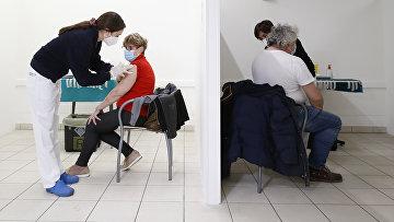 Вакцинация «СпутникомV» вСан-Марино