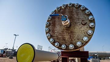 Строительство газопровода «Северный поток— 2» в Германии