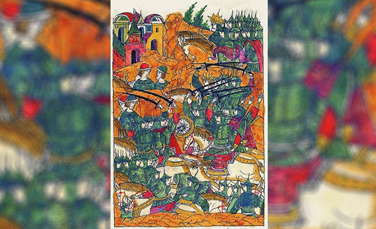 Крымский поход на Русь (1571)