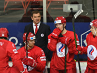 Хоккей. Чемпионат мира. Матч Словакия - Россия