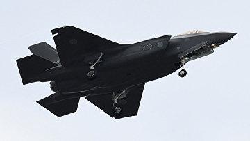 Японский истребитель F-35