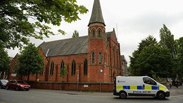 Мечеть Дидсбери, Манчестер
