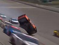 NASCAR снижает скорость автомобилей после страшной аварии