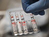 """Вакцинация от COVID-19 в ТРЦ """"Океания"""""""
