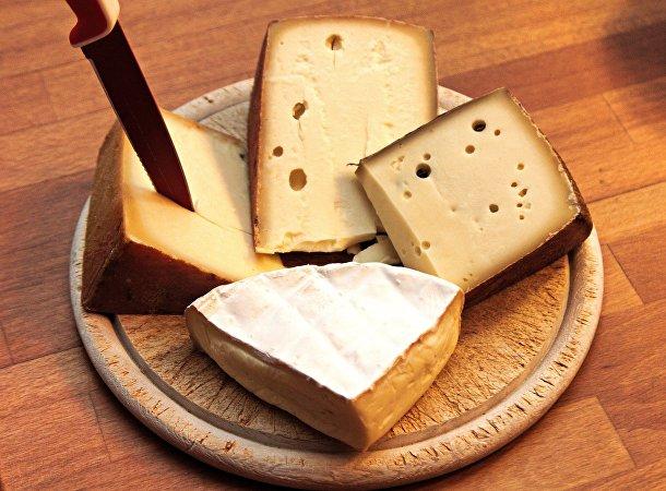 Вяленый сыр
