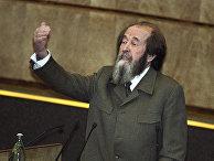 Выступление Александра Солженицына