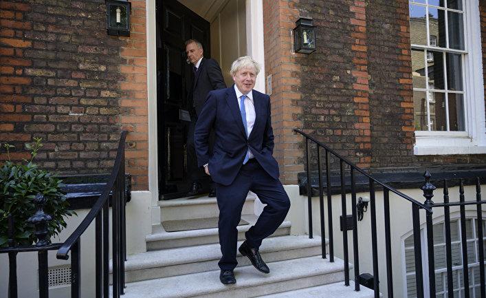 Новым премьер-министром Великобритании станет Борис Джонсон