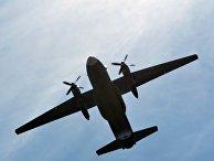 Самолет транспортной авиации Ан-26