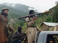 Боевики пакистанского Талибана*