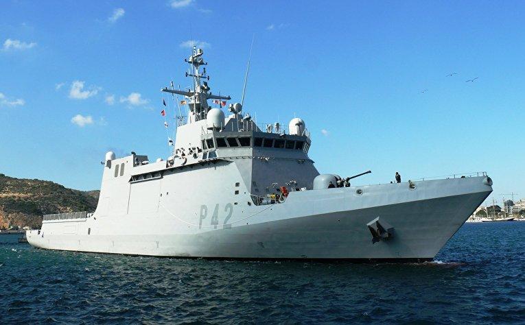 Патрульный корабль Rayo ВМС Испании