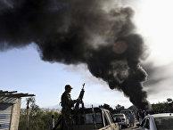 Афганский военный