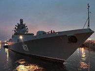 "Фрегаты проекта 22350 ""Адмирал Головко"" и ""Адмирал Исаков"""