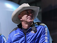 Основатель Amazon и компании по космическому туризму Blue Origin Джефф Безос