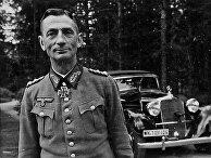 Немецкий генерал Эдуард Дитль
