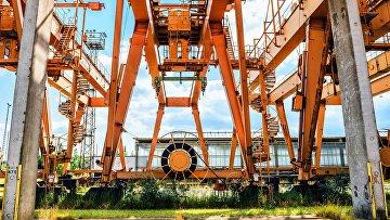 Порт Мукран — логистический центр «Северного потока — 2»