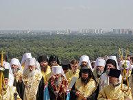 Крестный ход, Киев