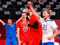 Олимпийские игры в Токио 2020. Волейбол. Матч Бразилия - Россия