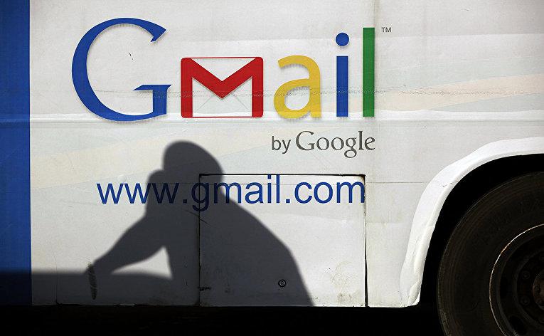 Реклама почты Google