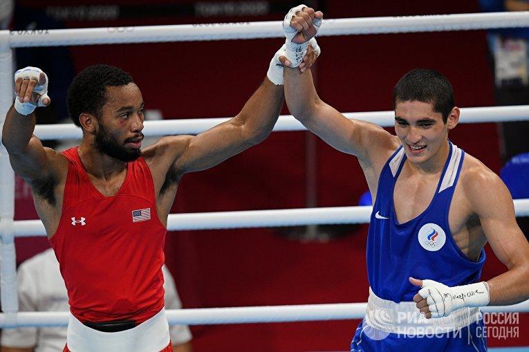 Олимпиада-2020. Бокс. Мужчины