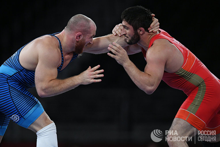 Олимпиада-2020. Вольная борьба