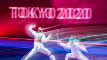 Олимпиада-2020. Фехтование. Мужчины. Рапира
