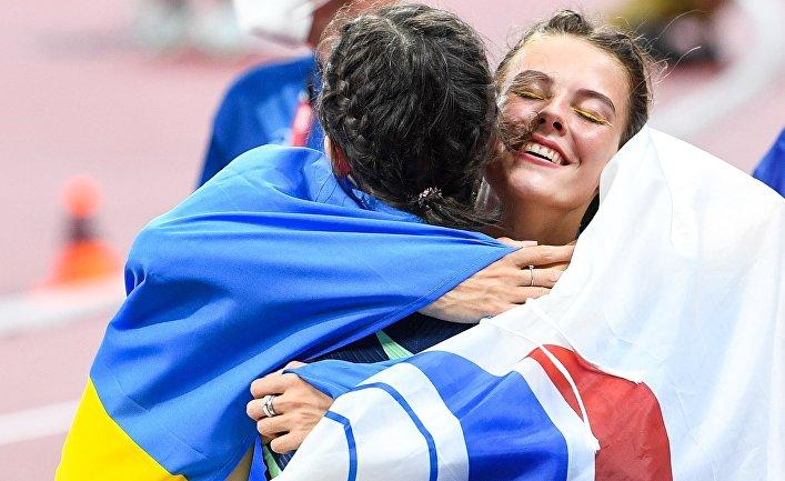 Олимпиада-2020. Прыжки в высоту. Женщины
