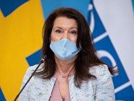 Председатель ОБСЕ А. Линде