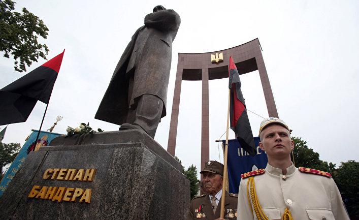 Праздник Героев во Львове