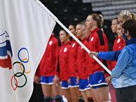 Олимпиада-2020. Гандбол. Женщины. Матч Швеция - Россия