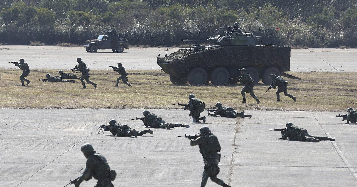 Обозреватель (Украина): война Китая за Тайвань неизбежна так же, как России с Украиной (Обозреватель)