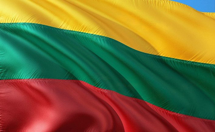 Флаг Литвы