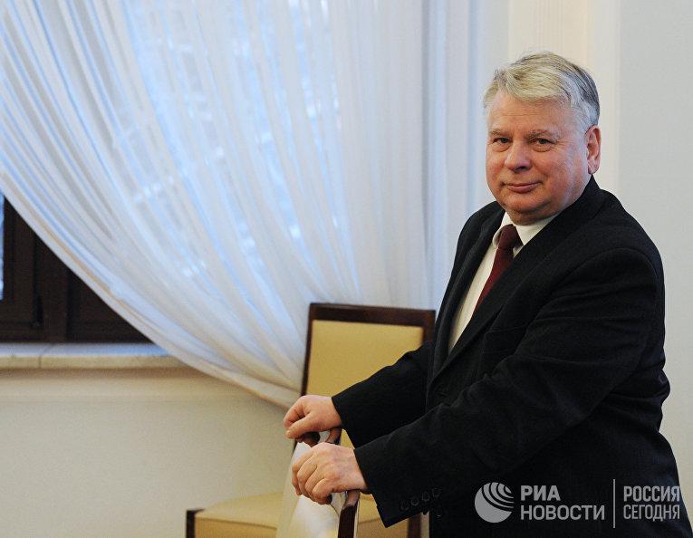 Маршал Сената Польши Богдан Борусевич