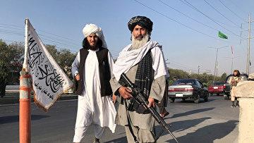 """Боевики движения """"Талибан"""" (террористическая организация, запрещена в России)"""