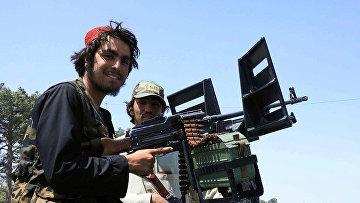 "Боевики движения ""Талибан""* в Герате, Афганистан"