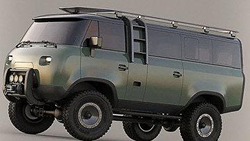 УАЗ 452 «буханка»