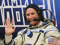 Член основного экипажа МКС-56/57 астронавт НАСА Серина Ауньон-Чэнселлор (США)