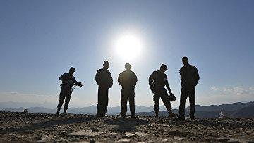 Солдаты в Афганистане