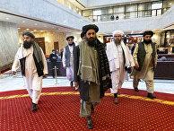 Один из лидеров «Талибана» Абдул Гани Барадар