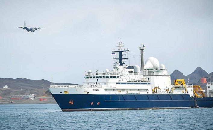 Океанографическое исследовательское судно «Янтарь»