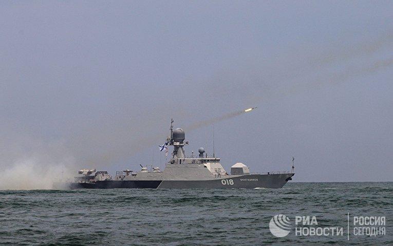 """Малый артиллерийский корабль """"Волгодонск"""""""