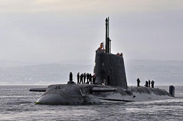 Подводная лодка «Astute»
